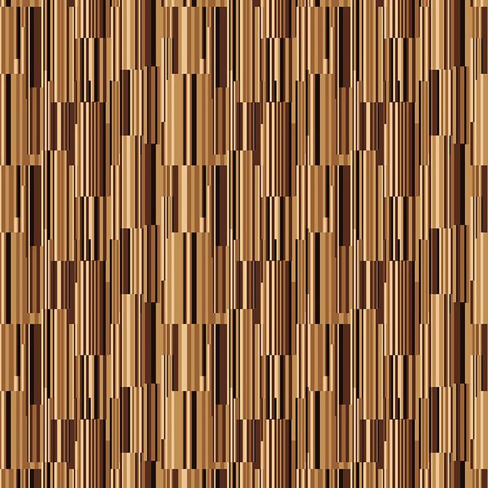 Палас БЬЯНКО 200х250 см, цвет коричневый, войлок 195 г/м