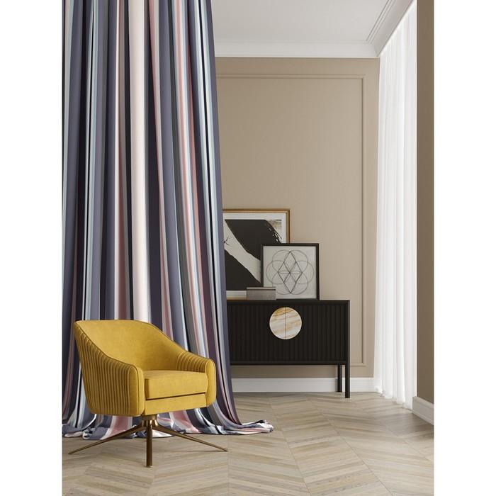 Портьера «Фиолт», размер 150 × 280 см - 1 шт