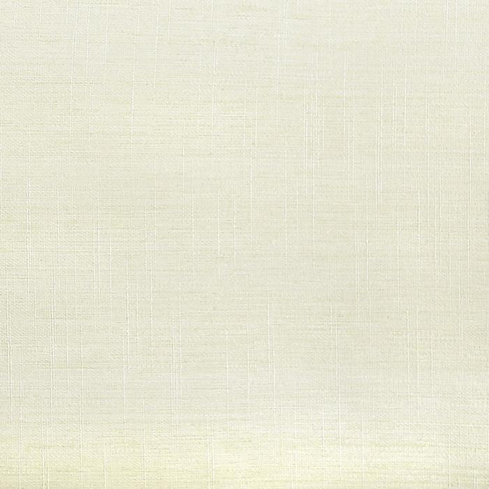Шторы портьерные «Лен», размер 190 × 275 см-2 шт, жаккард, молочный