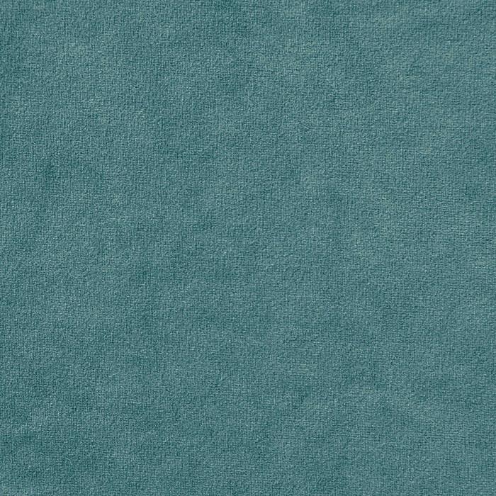 Комплект портьер, размер 135 × 260 см-2 шт, вельвет, однотонный, изумрудный