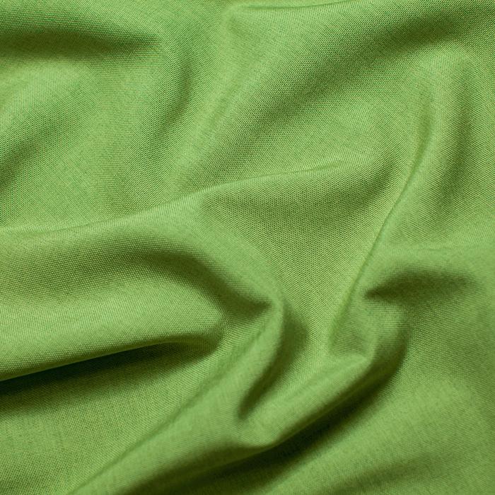 Комплект штор «Кирстен», размер 170х270 см, бежевый/зелёный