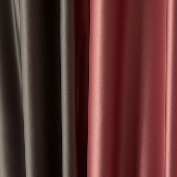 Комплект штор «Кидман», размер 200х270 см, розовый