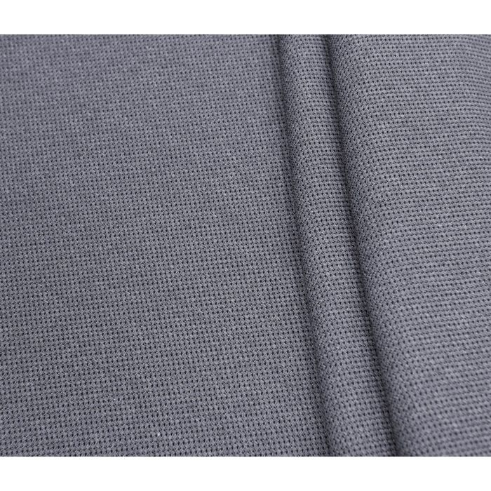 Комплект штор «Омма» с подхватами: тюль ш 500 х в 270 см, портьеры ш 240 х в 270 см - 2 шт, серый
