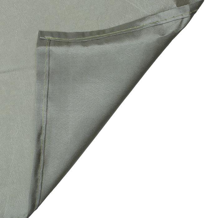 Штора на шторной ленте, цвет 50, размер 140х250см 1шт, тафта однотонная