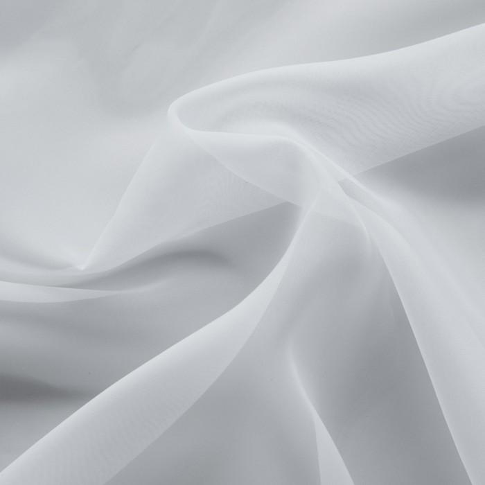 Портьера «Бакки», размер 300 × 280 см - 1 шт, белый