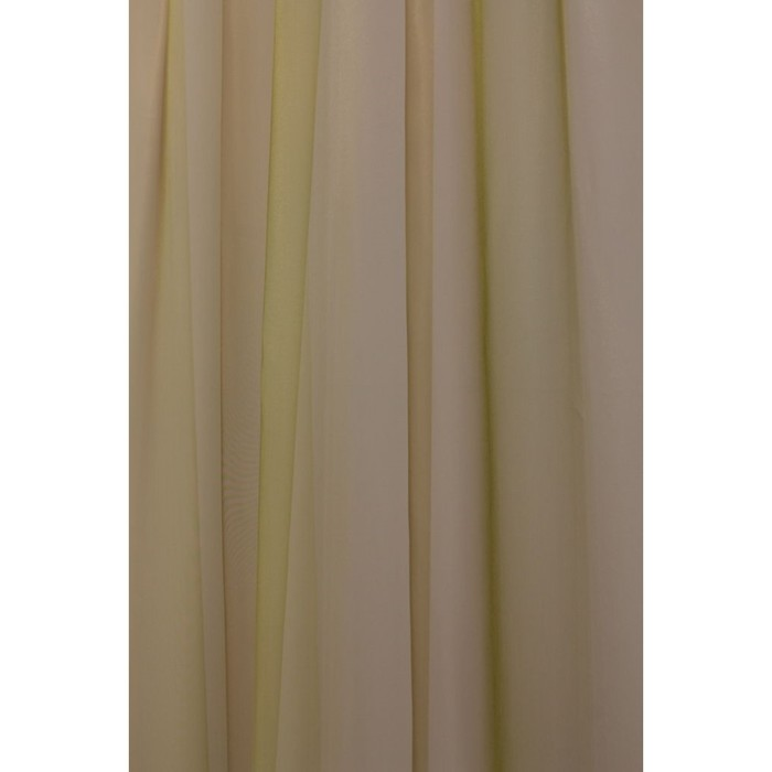 Тюль «Мери», ш. 300 х в. 280 см, цвет бежевый