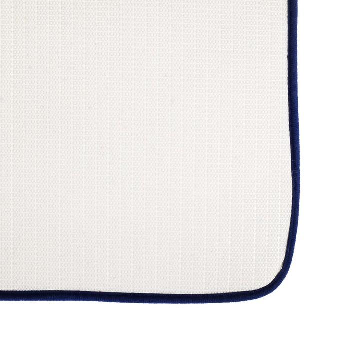 """Набор ковриков для ванны и туалета 50×80, 50×39 см """"Ночь"""", 2 шт"""