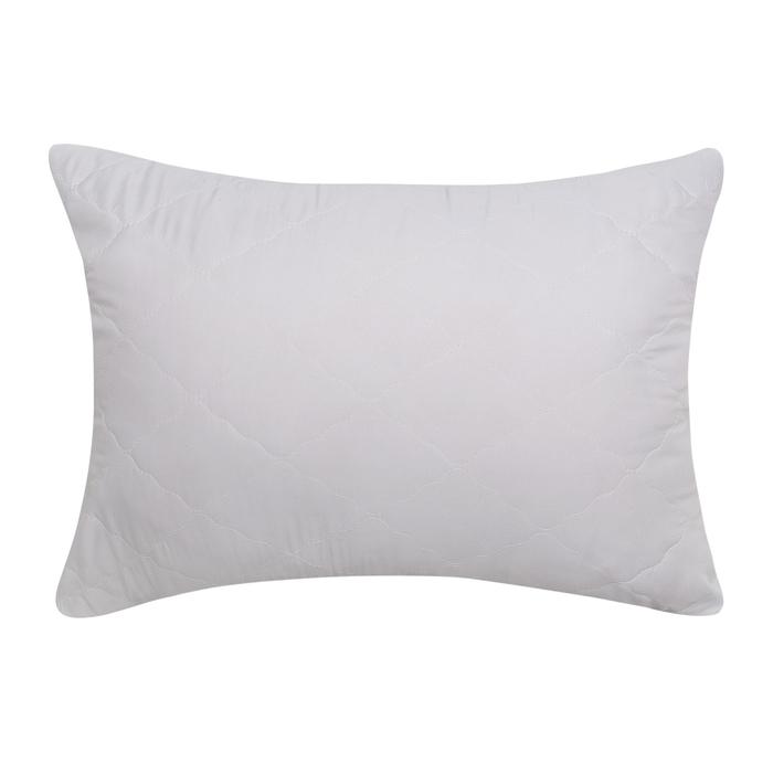 Чехол на подушку АТРА сменный стеганый на молнии 50х70см, 100% п/э, 110гр/м