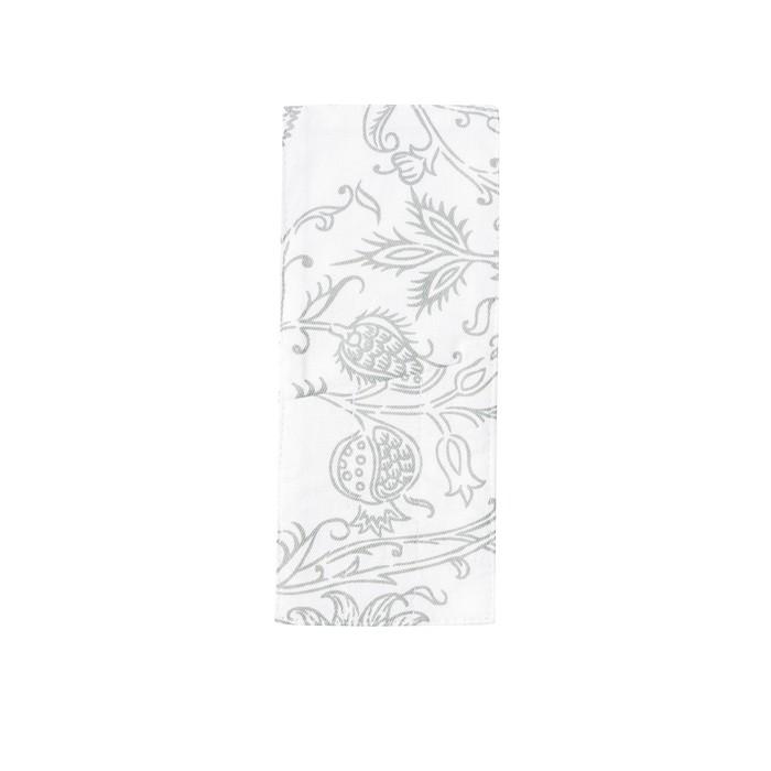 Набор кувертов «Белое золото», размер 10 × 24 см - 6 шт