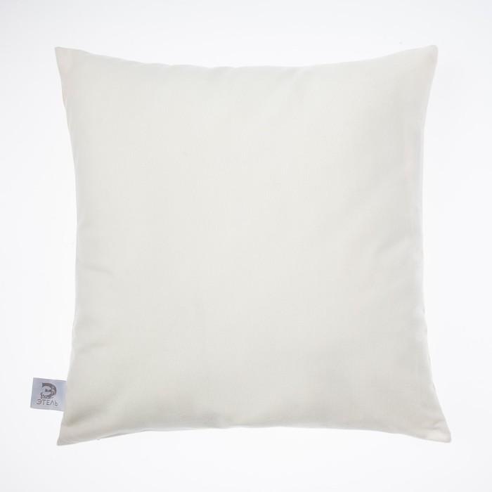 "Чехол на подушку ""Этель"" C'est la vie 40х40 см, 100% п/э, велюр"