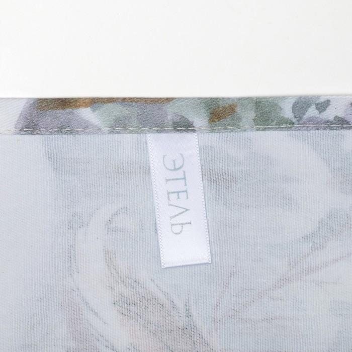 Полотенце «Олени» ТМ «Этель: Новогодний лес», 40 × 67 см, 100 % хлопок, саржа, 190 г/м²