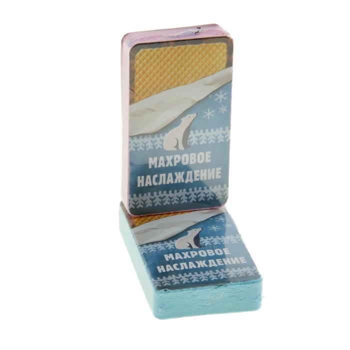 """Полотенце прессованное Collorista """"Махровое наслаждение"""", размер 28 х 60 см, цвет микс"""