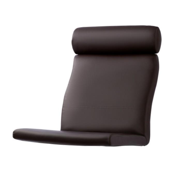 Подушка-сиденье на кресло, Кимстад темно-коричневый ПОЭНГ