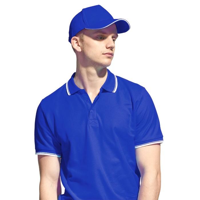 Бейсболка StanSpecial, one size, цвет синий 200 г/м