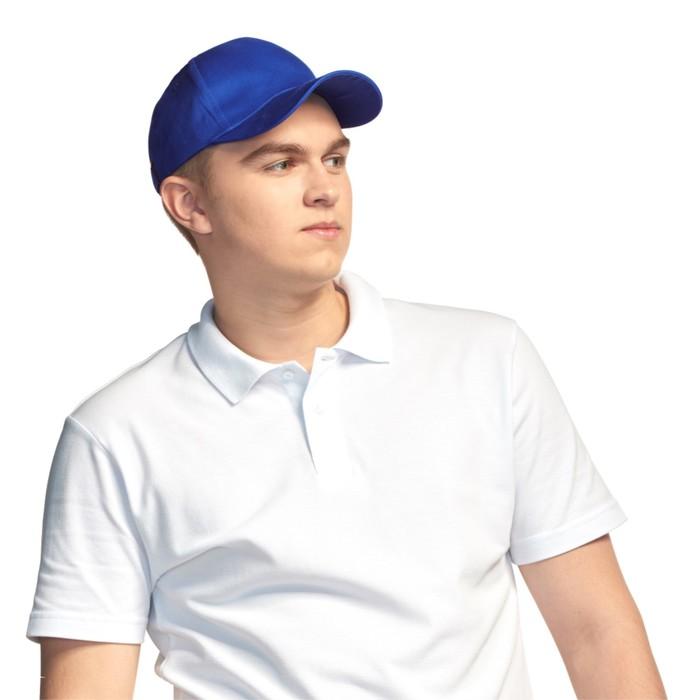 Бейсболка StanLin, one size, цвет синий