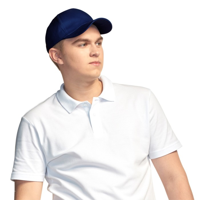 Бейсболка StanLin, one size, цвет тёмно-синий