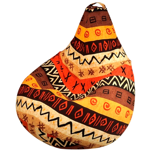 Кресло-мешок Wowpuf Груша Африкан