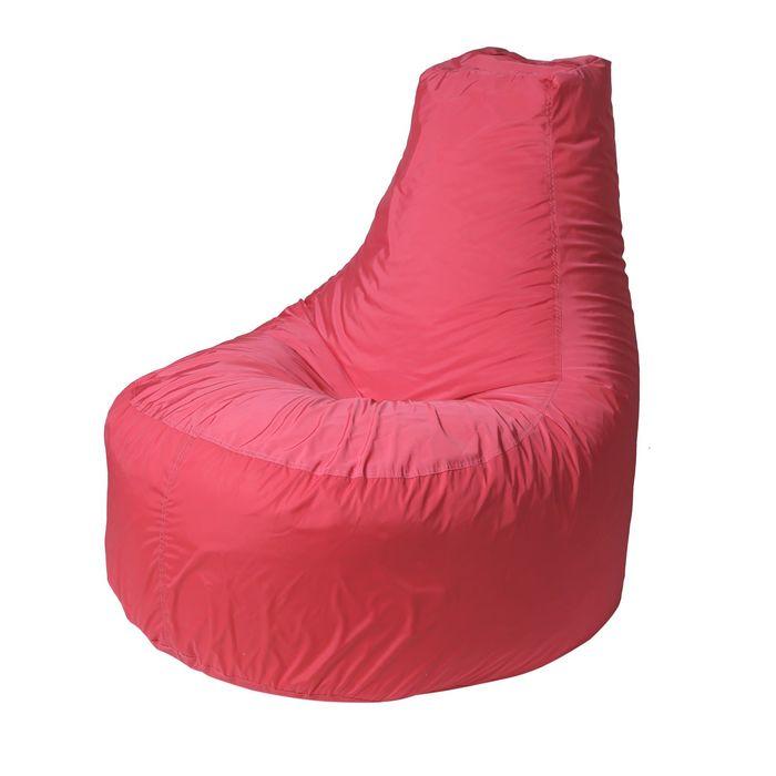 """Кресло-мешок """"Банан"""", диаметр 90 см, высота 100 см, цвет розовый Jordan"""