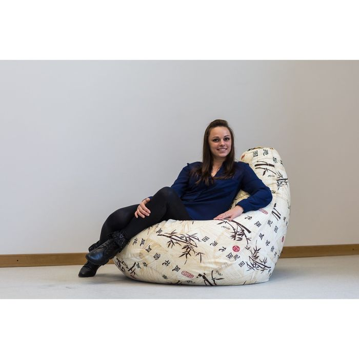 Кресло-мешок «Стебли Бамбука»
