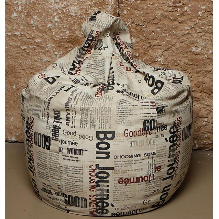Кресло-мешок «Бонджорно»