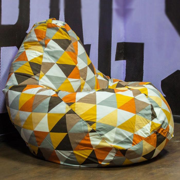 Кресло-мешок «Янтарь»