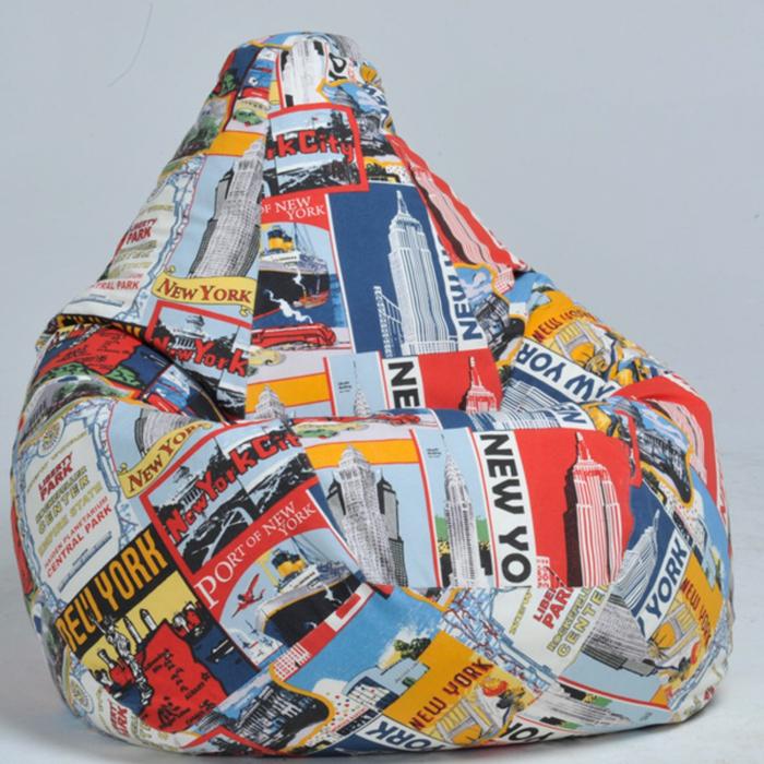Кресло-мешок New York