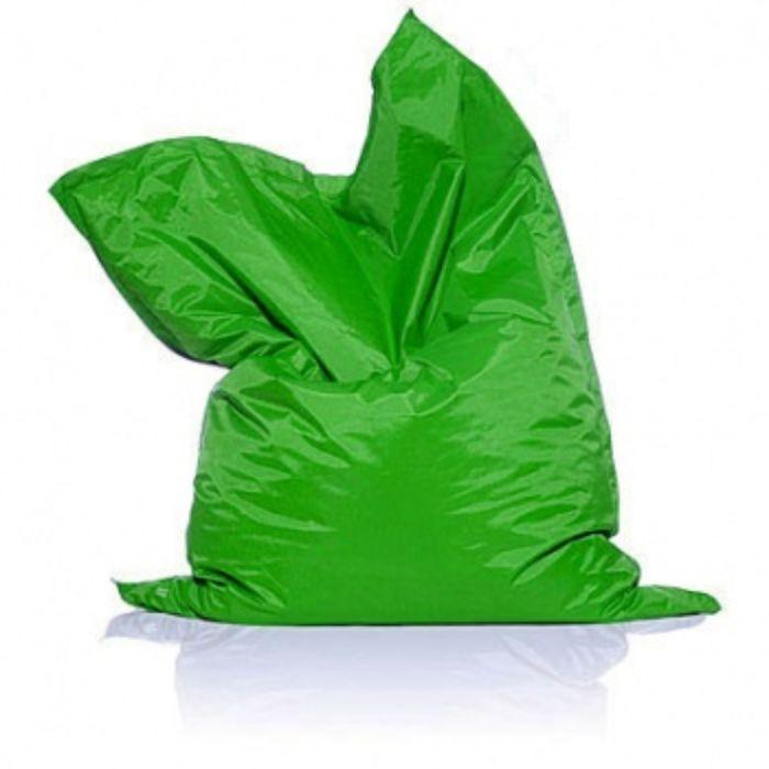 Кресло-подушка, цвет зелёный