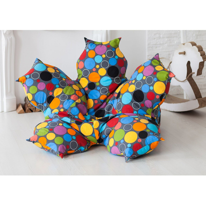 Кресло-цветок «Пузырьки»