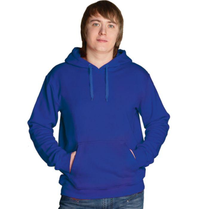 Толстовка мужская StanFreedom, размер 54, цвет синий 280 г/м