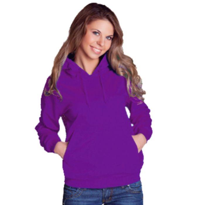 Толстовка женская StanFreedom, размер 46, цвет фиолетовый 280 г/м