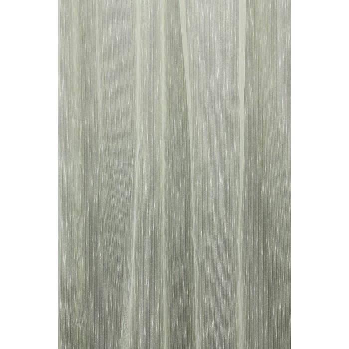 Тюль «Вивьен», ш. 300 х в. 280 см, цвет салатовый