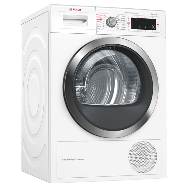 Сушильный аппарат Bosch WTW85561OE