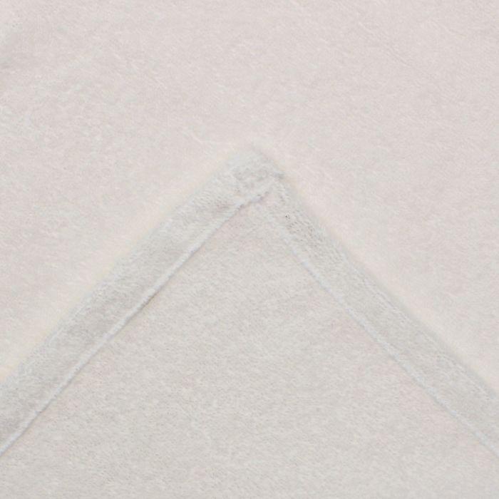 """Набор для сауны """"Этель"""" парео (68х150 см) и чалма, цвет белый"""