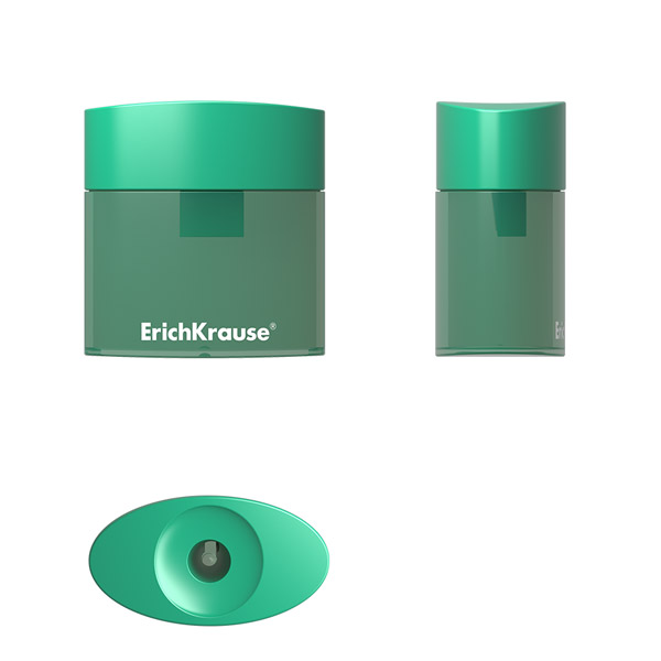 Пластиковая точилка ErichKrause® 37395 Smart&Sharp