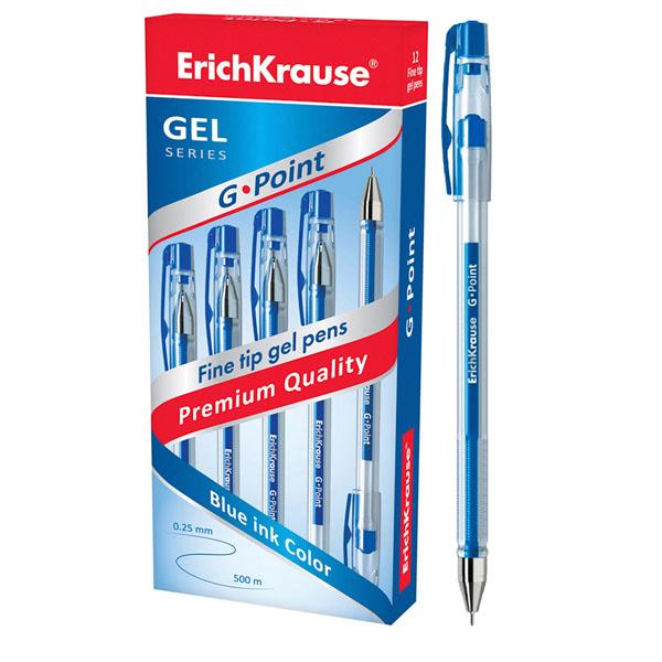 Ручка гелевая, ErichKrause® 17627, G-Point