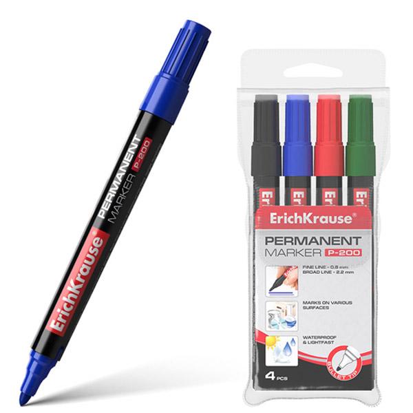 Футляр перманентных маркеров, ErichKrause® 11606, P-200
