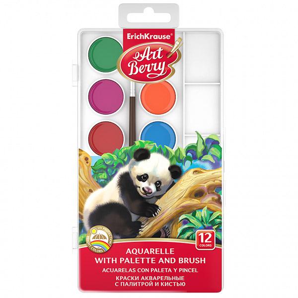 Краски акварельные ArtBerry® 41726