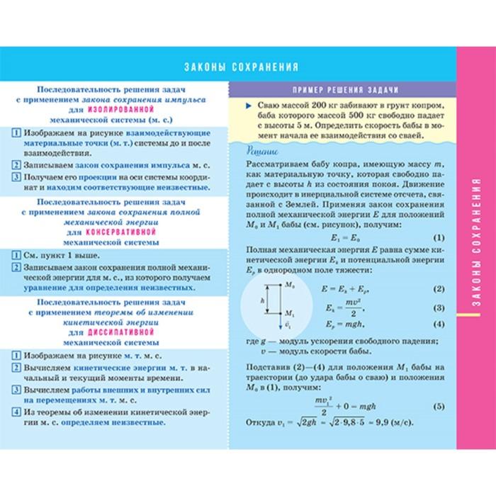 Физика. Решение задач по механике. 9-11 классы. Хребтов В. А.