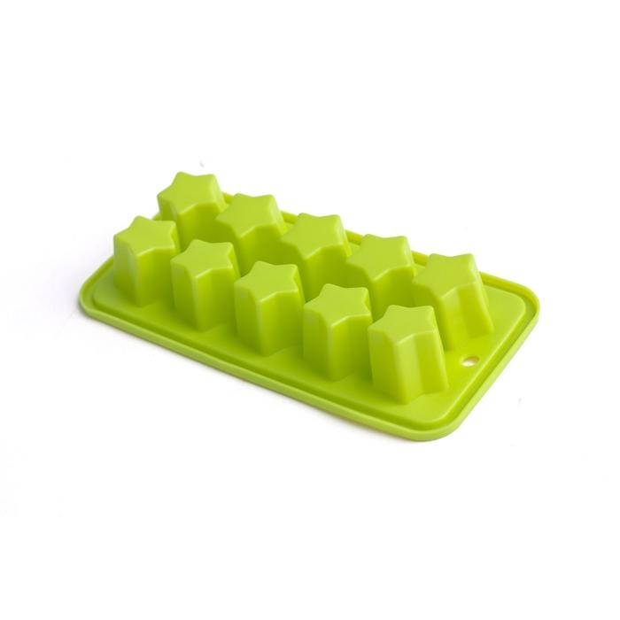 Форма для льда 22,5х11х4 см, силикон