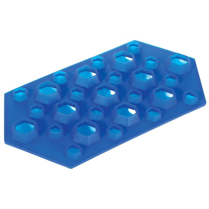 Форма для льда «Бриллианты»