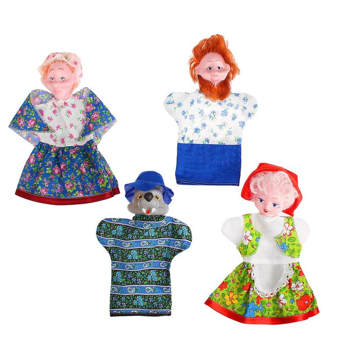 Кукольный театр «Красная Шапочка»