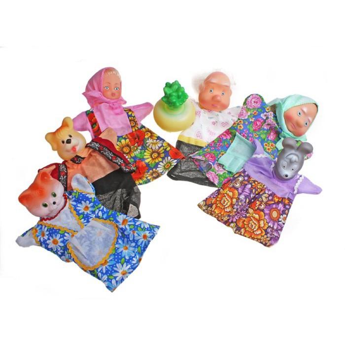Кукольный театр «Репка», в новой упаковке
