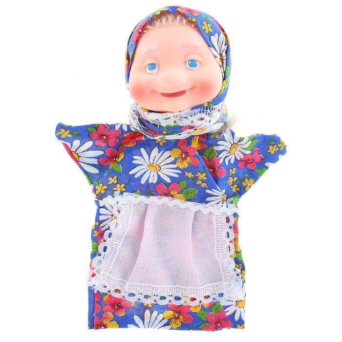 Кукла-перчатка «Бабка»