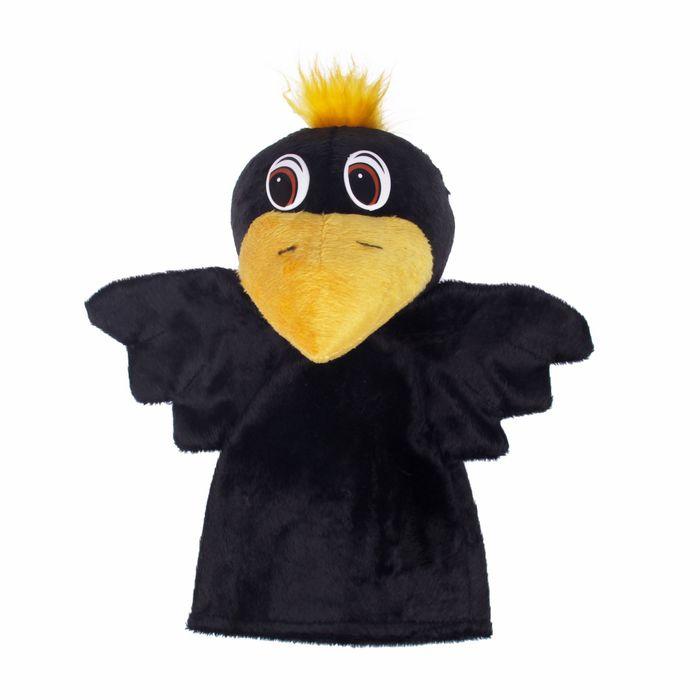 Кукла рукавичка «Ворона»
