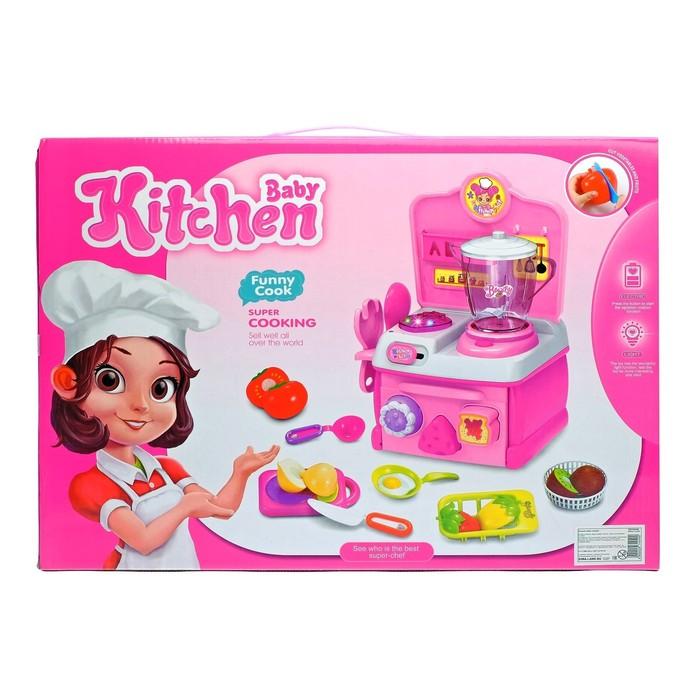 """Игровой модуль кухня """"Карамель-1"""""""