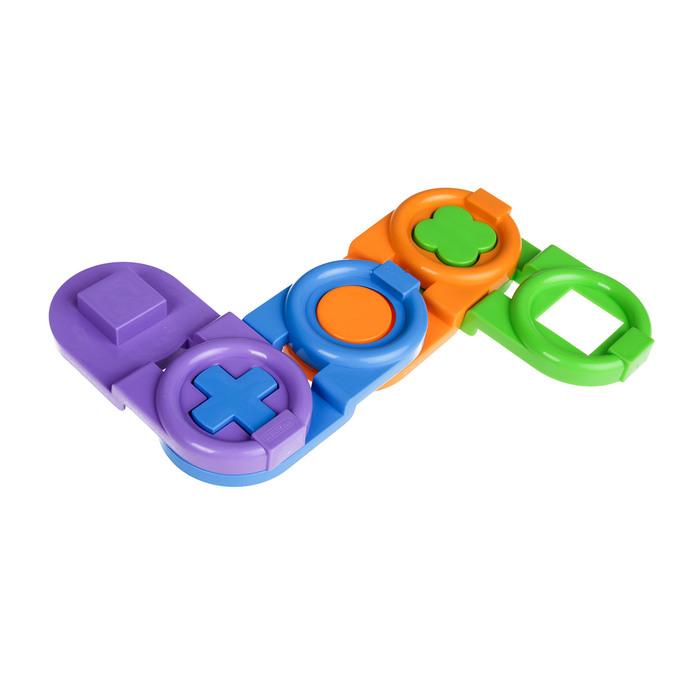 Игрушка-пазл «Детское домино»