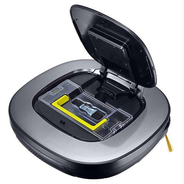 Робот-пылесос LG VR6570LVMB