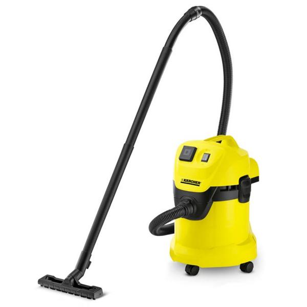Пылесос для сухого и влажного мусора Karcher WD 3 P