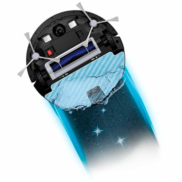 Робот-пылесос Tefal Explorer S80 RG 7765 WH