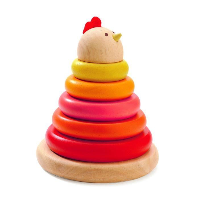 Пирамидка «Курочка»